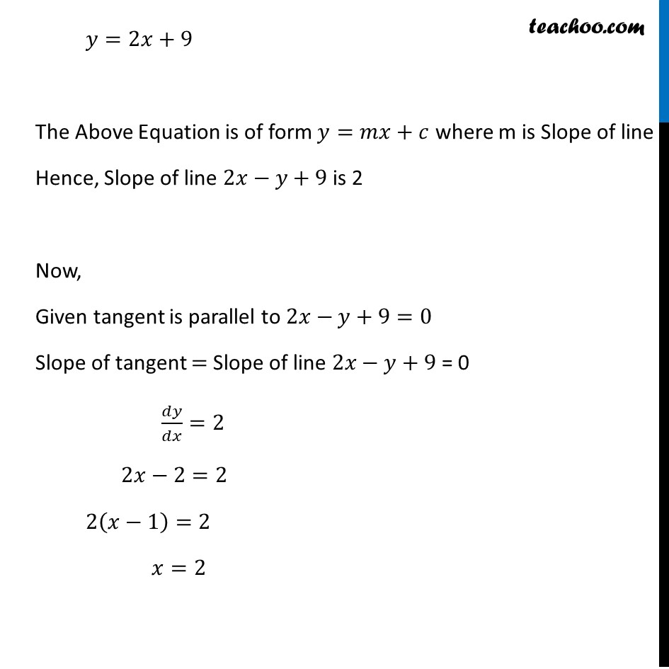 Ex 6.3,15 - Chapter 6 Class 12 Application of Derivatives - Part 2