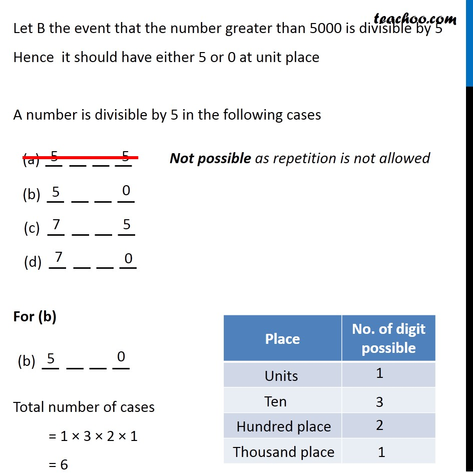 Misc 9 - Chapter 16 Class 11 Probability - Part 9