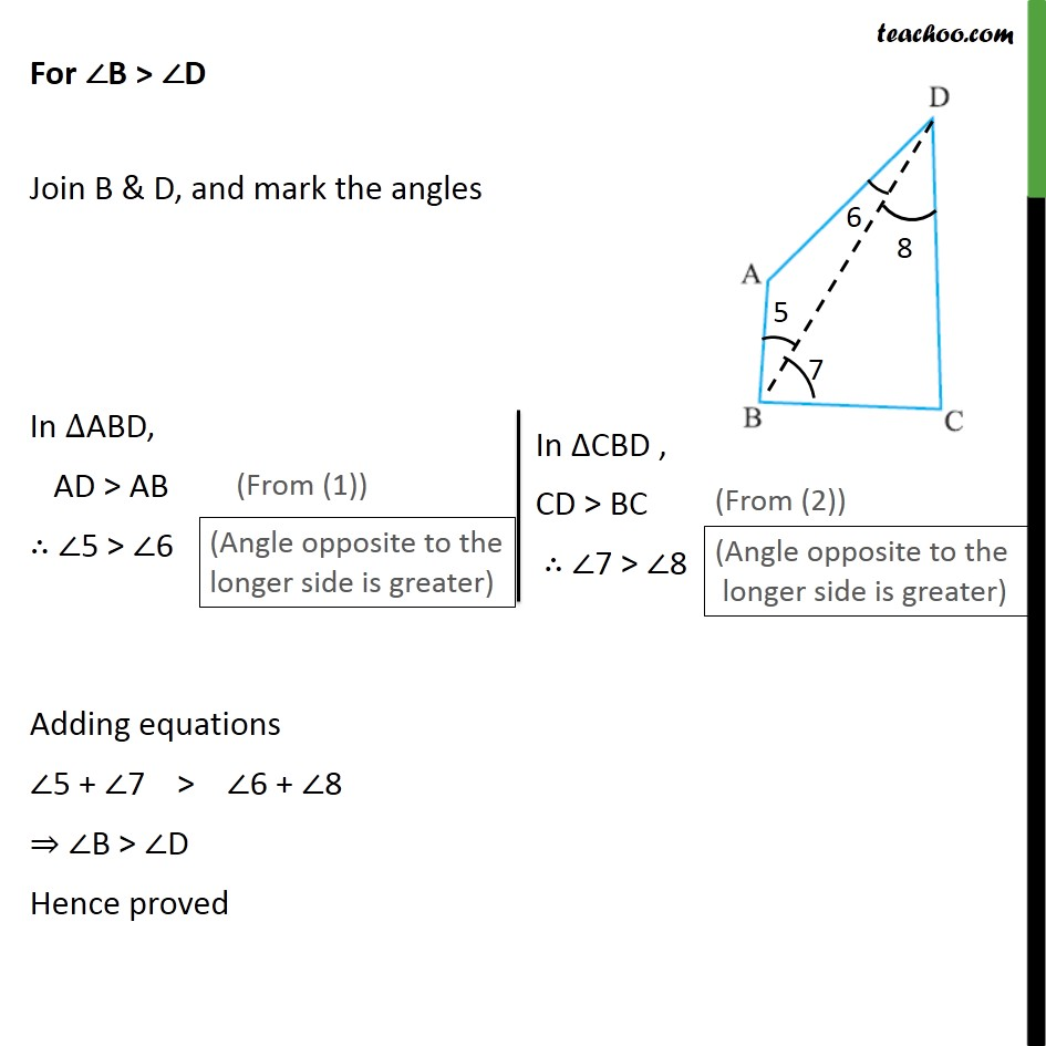 Ex 7.4, 4 - Chapter 7 Class 9 Triangles - Part 3