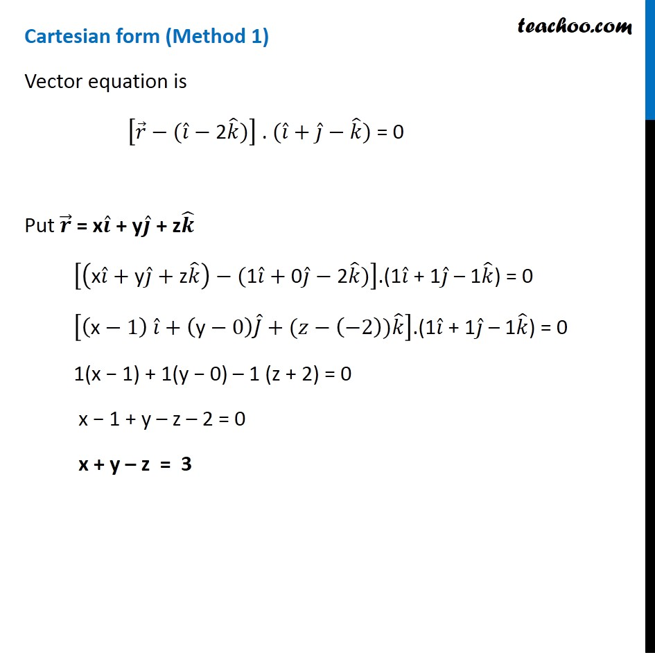 Ex 11.3, 5 - Chapter 11 Class 12 Three Dimensional Geometry - Part 4