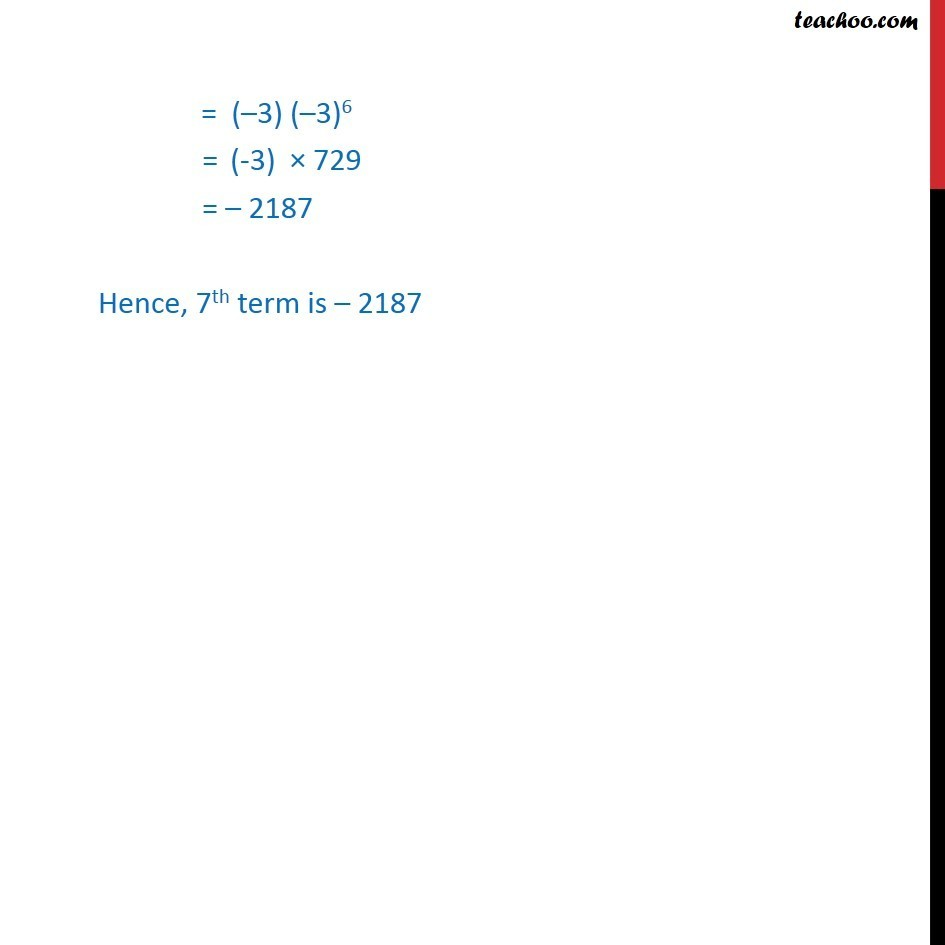 Ex 9.3, 4 - Chapter 9 Class 11 Sequences and Series - Part 3