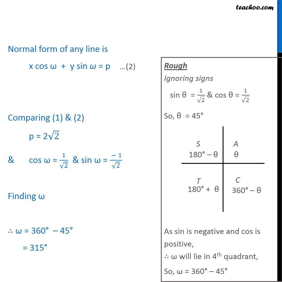Ex 10.3, 3 - Chapter 10 Class 11 Straight Lines - Part 7