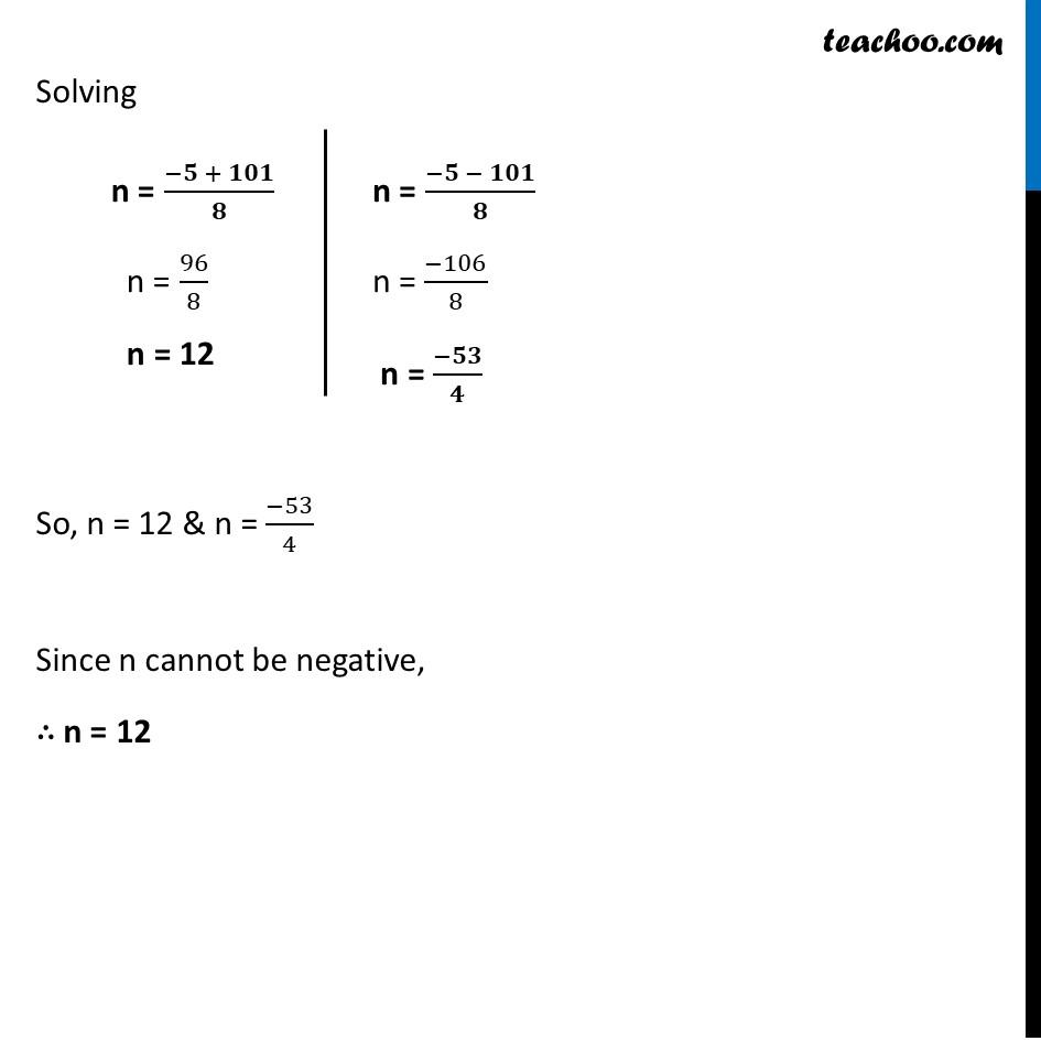 Ex 5.3, 4 - Chapter 5 Class 10 Arithmetic Progressions - Part 4