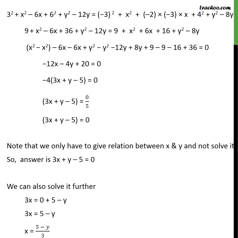 Ex 7.1, 10 - Chapter 7 Class 10 Coordinate Geometry - Part 3