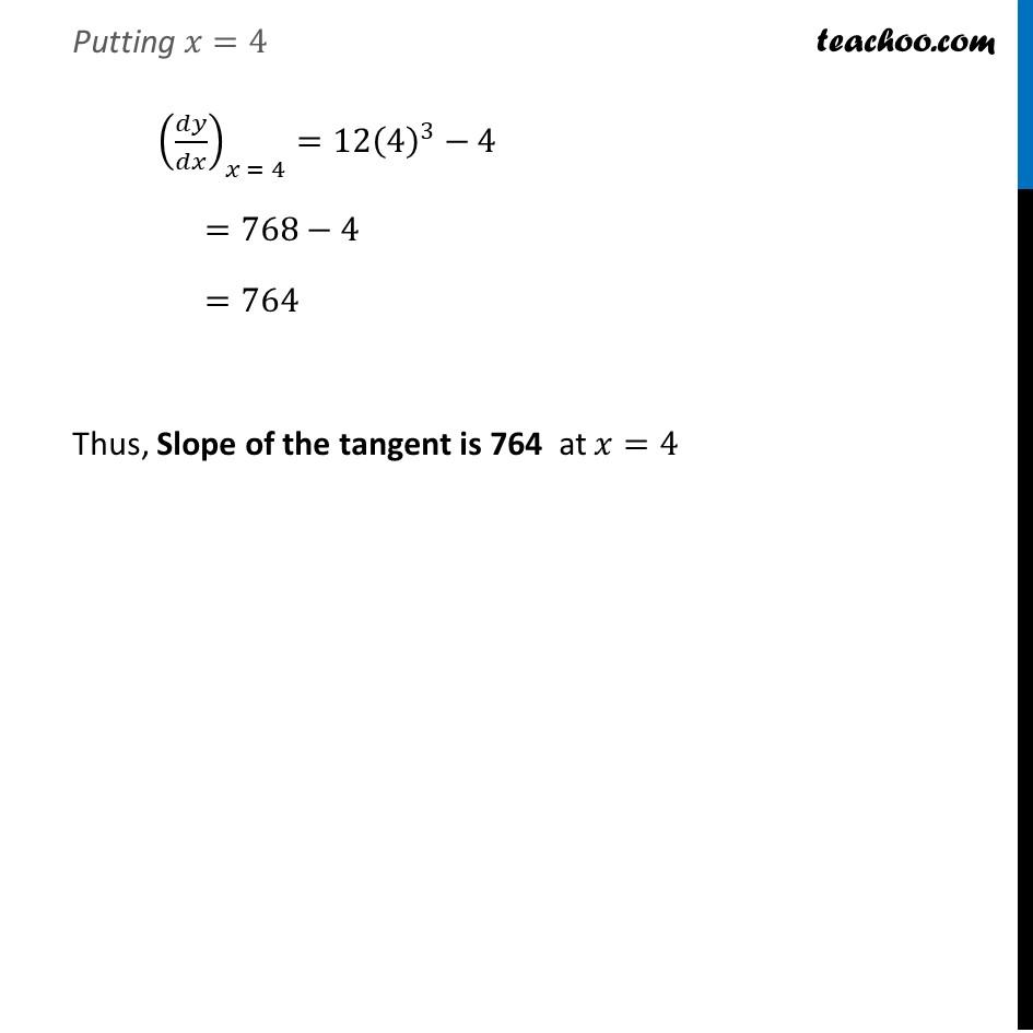 Ex 6.3, 1 - Chapter 6 Class 12 Application of Derivatives - Part 2