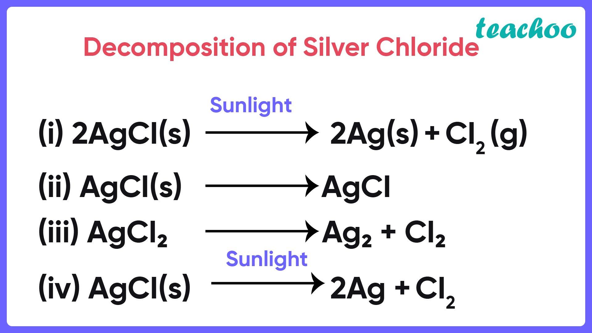 Decomposition of Silver Chloride - Teachoo-01.jpg