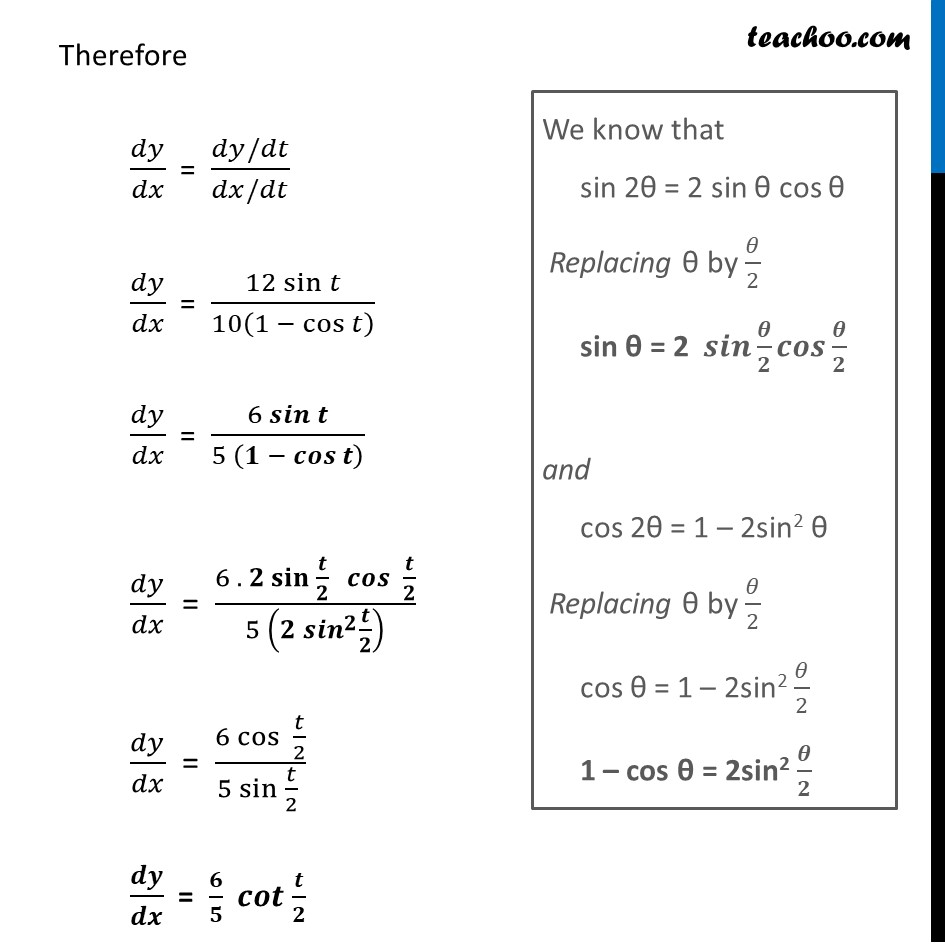 Misc 12 - Chapter 5 Class 12 Continuity and Differentiability - Part 3