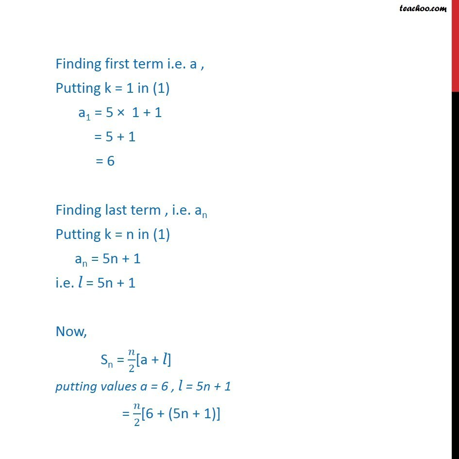 Ex 9.2, 7 - Chapter 9 Class 11 Sequences and Series - Part 5