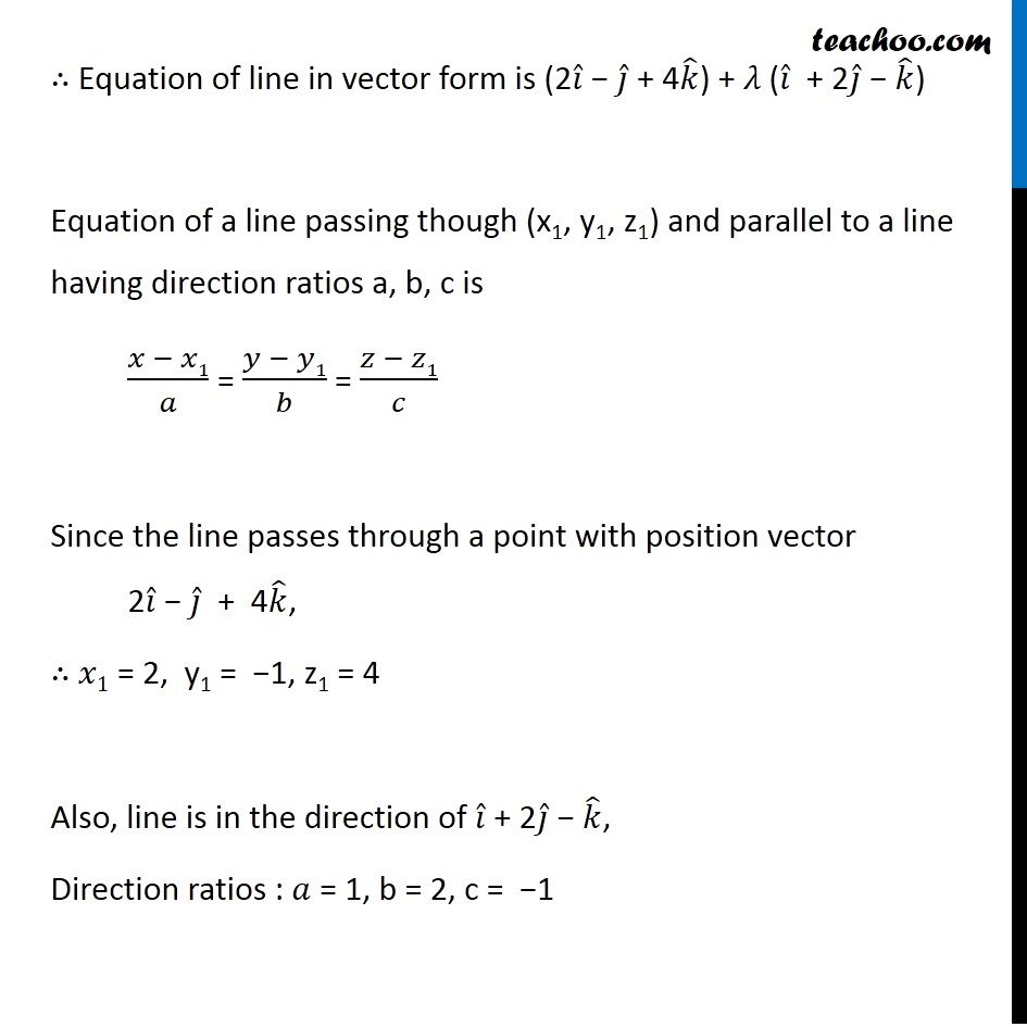 Ex 11.2, 5 - Chapter 11 Class 12 Three Dimensional Geometry - Part 2