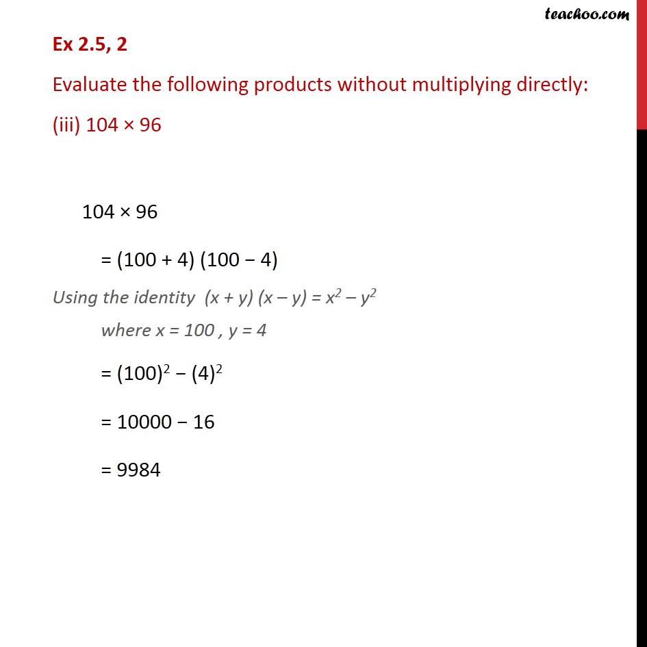 Ex 2.5,2 - Chapter 2 Class 9 Polynomials - Part 3