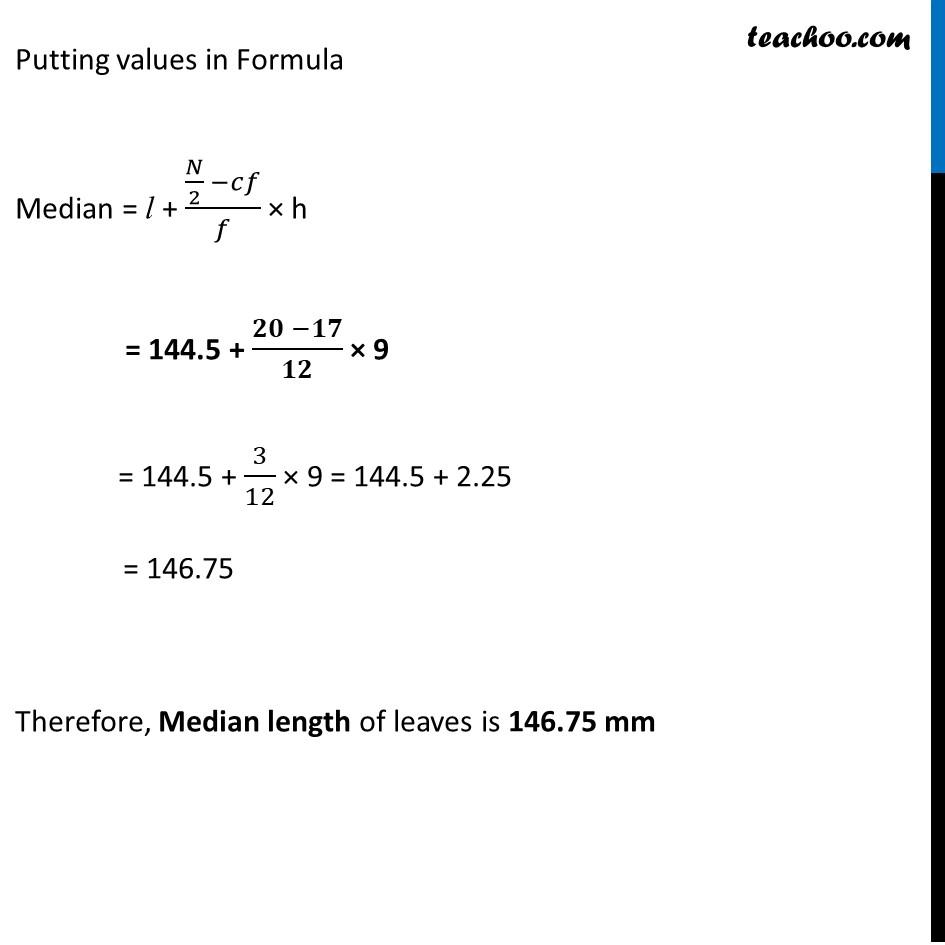 Ex 14.3, 4 - Chapter 14 Class 10 Statistics - Part 4