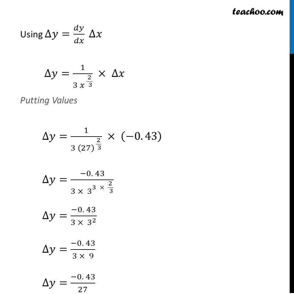 Ex 6.4, 1 (xii) - Chapter 6 Class 12 Application of Derivatives - Part 2