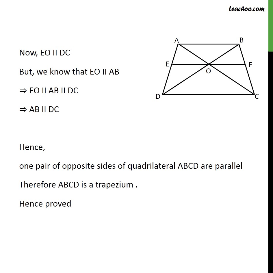 Ex 6.2, 10 - Chapter 6 Class 10 Triangles - Part 3