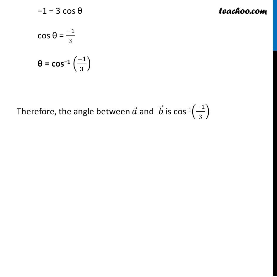Example 14 - Chapter 10 Class 12 Vector Algebra - Part 3