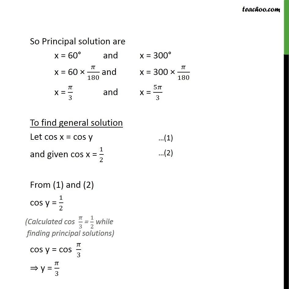 Ex 3.4, 2 - Chapter 3 Class 11 Trigonometric Functions - Part 2