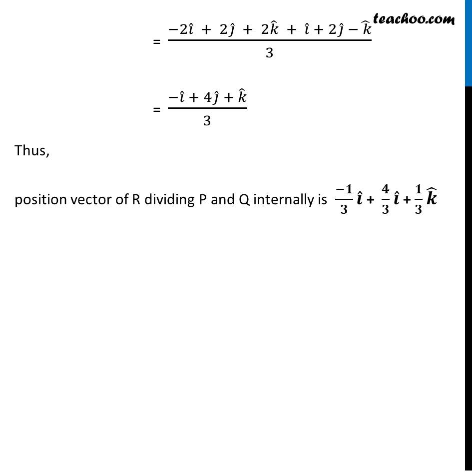 Ex 10.2, 15 - Chapter 10 Class 12 Vector Algebra - Part 2