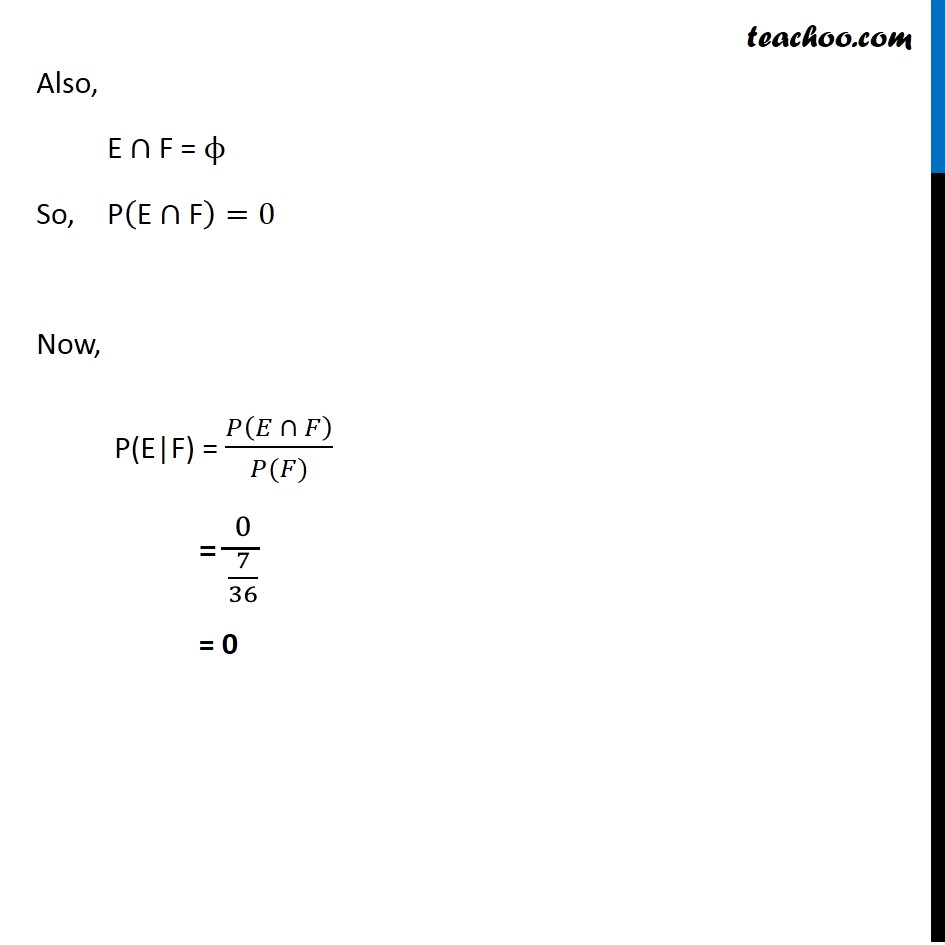 Ex 13.1, 15 - Chapter 13 Class 12 Probability - Part 5