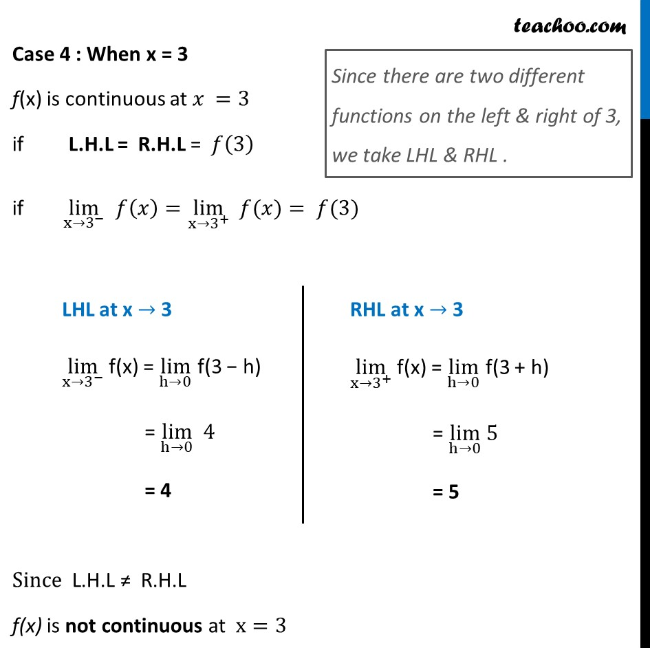 Ex 5.1, 14 - Chapter 5 Class 12 Continuity and Differentiability - Part 4